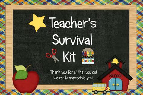 survival kit template projectqueen org