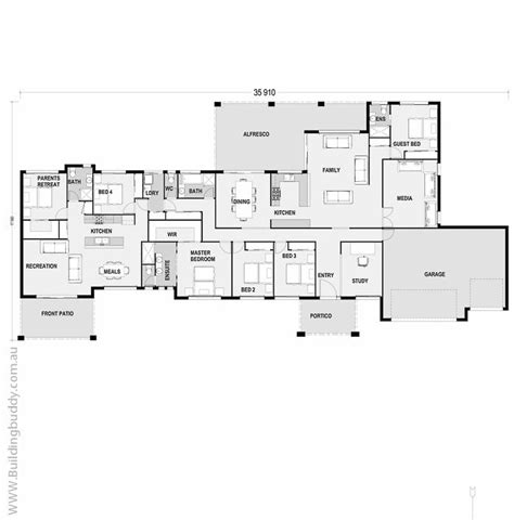 acreage floor plans house plans home designs building prices builders
