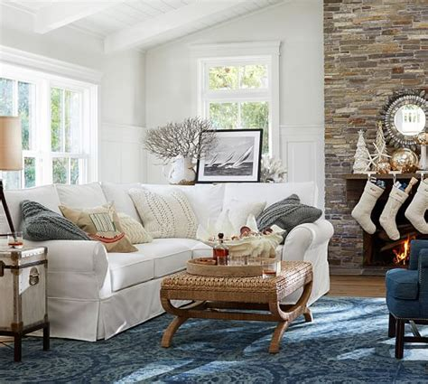 Pottery Barn Bosworth Rug Bosworth Printed Rug Blue Pottery Barn Favourite Spaces And Decor Pinterest Pottery