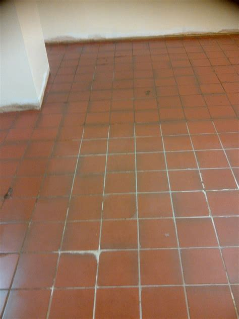 Commercial Kitchen Quarry Floor Tile Quarry Tiles Cleaning And Polishing Tips For