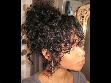 hairstyles for curly hair yahoo answers hairstyles for shoulder length wavy curly hair pic