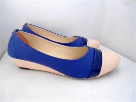 Sepatu Balet Warna Pink jual sepatu balet wanita sintetis glossy tinggi hak