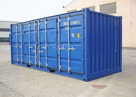 Open Rack Container by Special Purpose Container Open Side Open Top Bulk