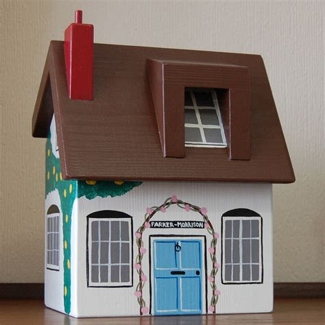 Keepsake Cottage by Cottage Personalised Keepsake Box By Lindleywood