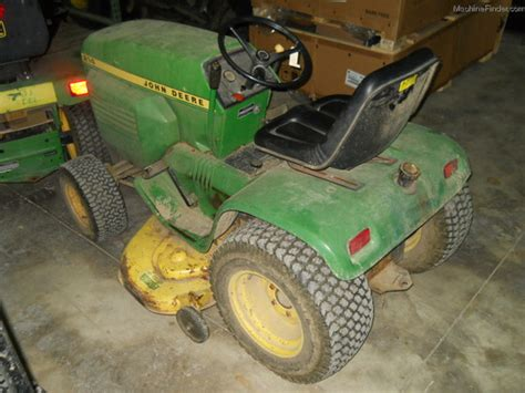 deere 214 lawn garden and commercial mowing