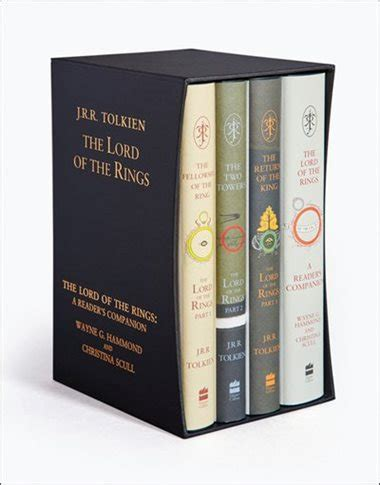 the lord of the 0007581149 the lord of the rings boxed set book by j r r tolkien hardcover chapters indigo ca