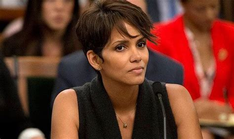 Revealed The Picture That Sparked Halle Berrys Anti Semitic Controversy by They Terrorise My Halle Berry Testifies For New