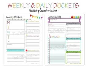 weekly planning template for teachers weekly planning calendar template software free
