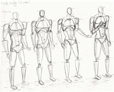 how to draw human doodle human figure sketches