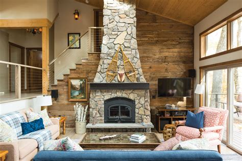 midwest home remodeling design remodeling a happy getaway cabin in wisconsin midwest