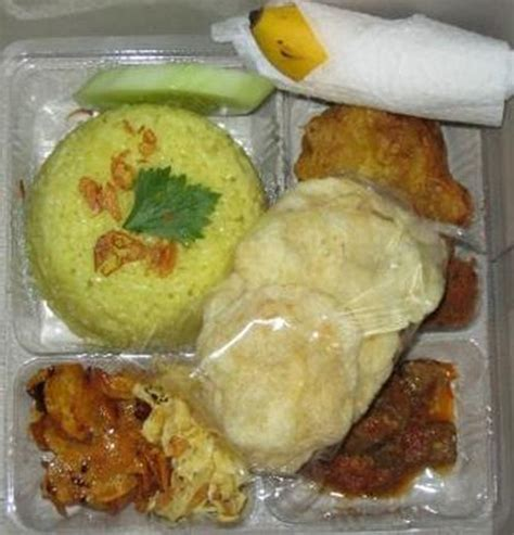 Keranjang Nasi jual catering nasi dan aneka lauk sehat di lapak alfath