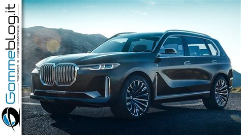 new bmw 2018 x7 bmw x7 2017 concept a new dimension in spaciousness suv