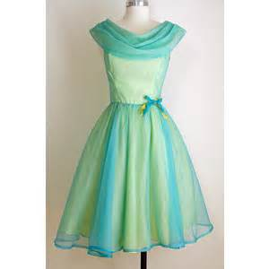 Teal vintage party dress vintage evening dresses party prom dresses