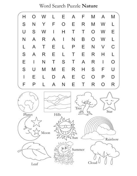 patterns in nature worksheet nature worksheets free worksheets library download and