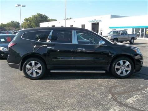 purchase used 2014 chevrolet traverse ltz all wheel drive