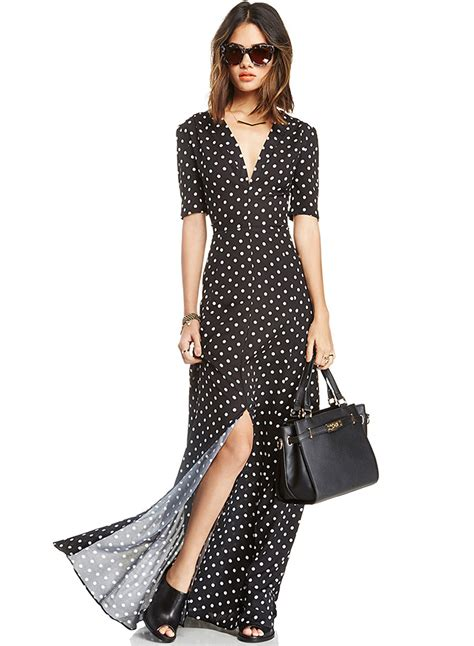 Dot Dress polka dot dress oasap