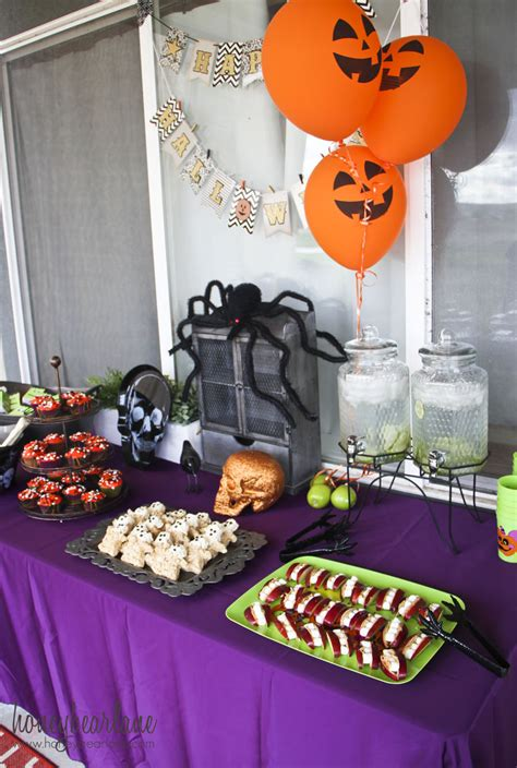 halloween party ideas kids halloween party ideas honeybear lane