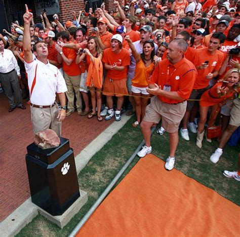 dabo swinney house revelry liturgy dispatches to and from