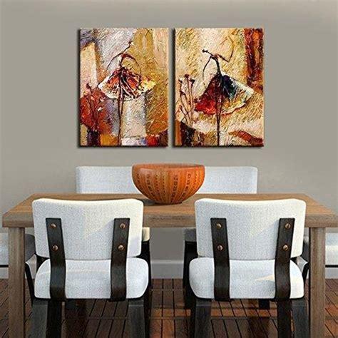 abstract wall art  dining room wall art ideas