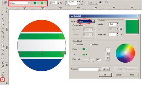 tutorial logo indosiar coreldraw langkah langkah cara membuat logo indosiar menggunakan