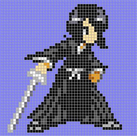 minecraft anime pixel templates 226 best pixel images on hama cross