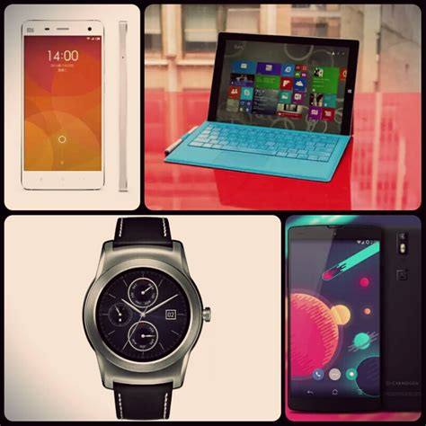 best upcoming gadgets top upcoming gadgets in 2015