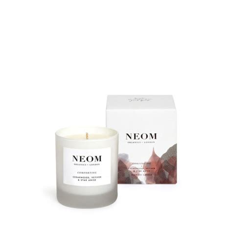 neom comforting candle neom organics comforting standard scented candle free