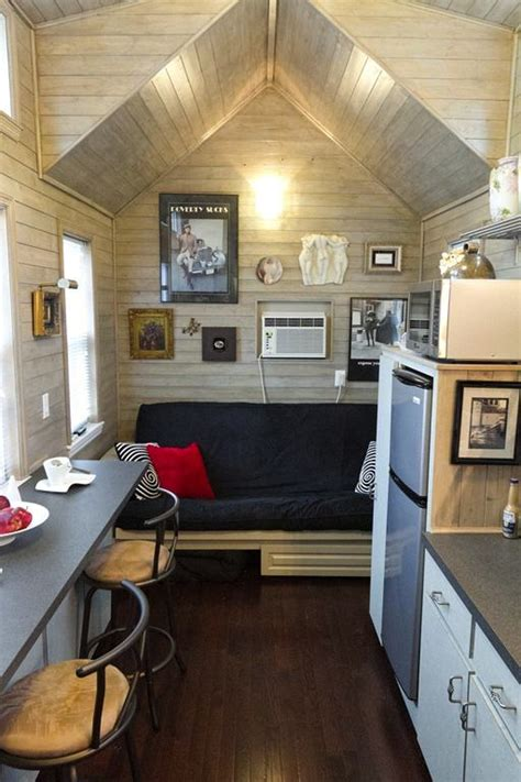 tiny house inside single story tiny homes an interview with dan louche