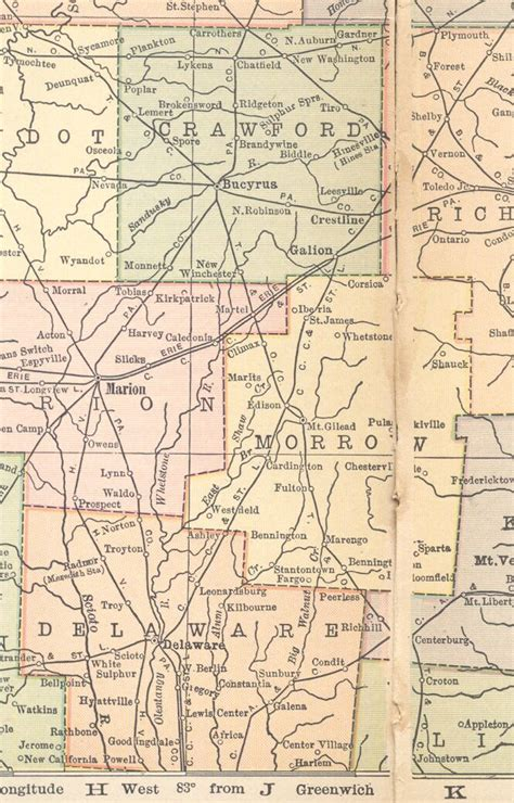 Delaware Family Court Records 1914 Map