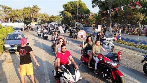 manavgat motosiklet festivali kortej  youtube