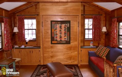Cabin Room by The Cabins At Fort Wilderness Wdw Parkhoppers Walt
