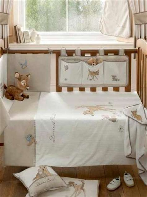 bambi crib bedding bambi nursery bedding theme baby pinterest bambi