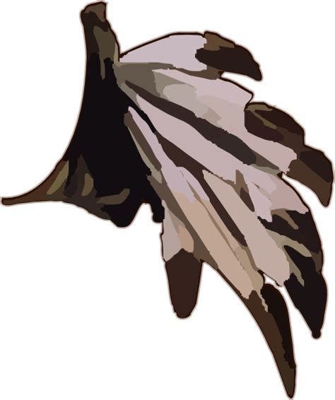 Indian Feathers Clipart indian feathers clip at clker vector clip
