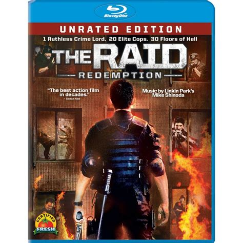 The Raid Official Comic Gareth daily grindhouse the raid redemption 2011