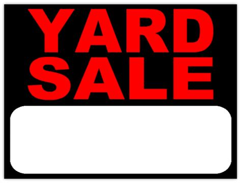 free png yard sale sign transparent yard sale sign png images pluspng