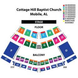 cottage hill baptist church of mobile spectacular tickets sat