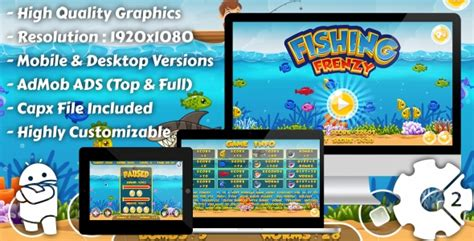 construct 2 admob tutorial fishing frenzy html5 game mobile version admob