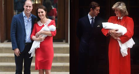Baby Boy Da Prince Pays Tribute To New Orleans Saints Magical Season by Kate Hospital Royal Baby 3 Diana Tribute