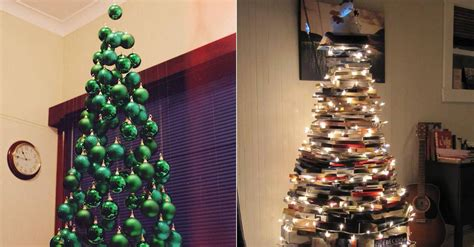 free alternatives to a christmas tree 11 last minute diy trees