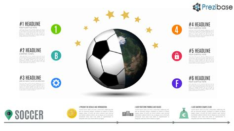 powerpoint templates like prezi soccer world prezi template prezibase