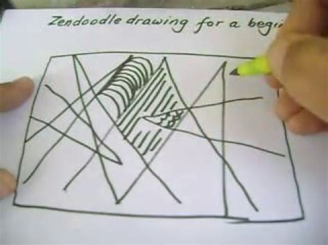 how to start a zendoodle zendoodle for beginners