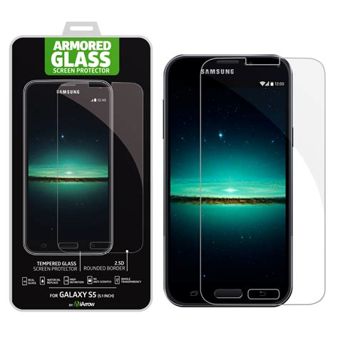Tempered Glass Samsung Galaxy 2 Quality iarrow for samsung galaxy s5 tempered glass screen protector review
