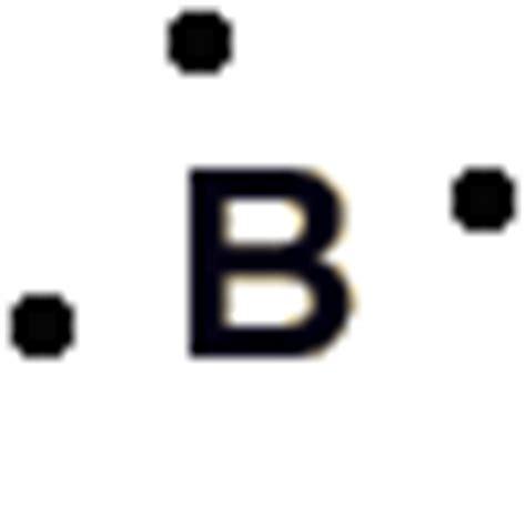 lewis dot diagram for boron boron b atom structure