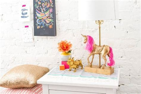 unicorn home decor 7 diy unicorn home decor crafts home and garden