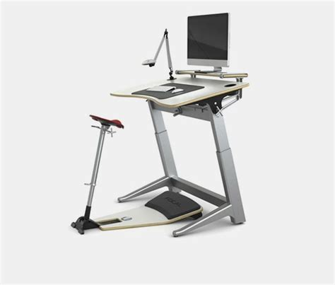 designboom office furniture locus desk an ergonomic standing workstation by focal