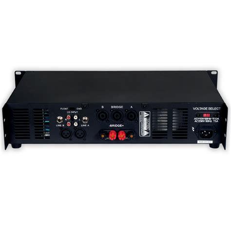 Power Lifier Karaoke podium pro vx1000 power lifier 2 channel 1000 watt pa dj karaoke band ebay
