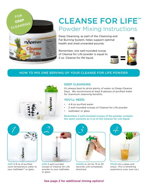 Detox 3life by Cleanse For