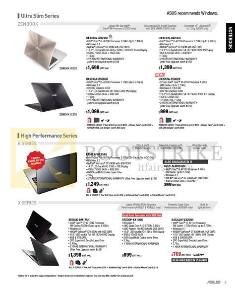 Asus K451ln Wx154h asus notebooks zenbook k x ux303ln dq238h r4236h ux303u