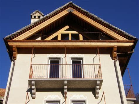 mensole per balconi balconi mensole trontano