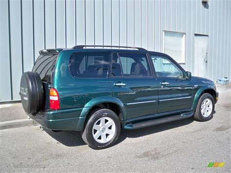 Suzuki Xl7 Limited 2003 Grove Green Metallic Suzuki Xl7 Limited 4x4 7282021